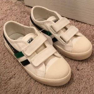 NEW Gola for JCrew kids sneakers
